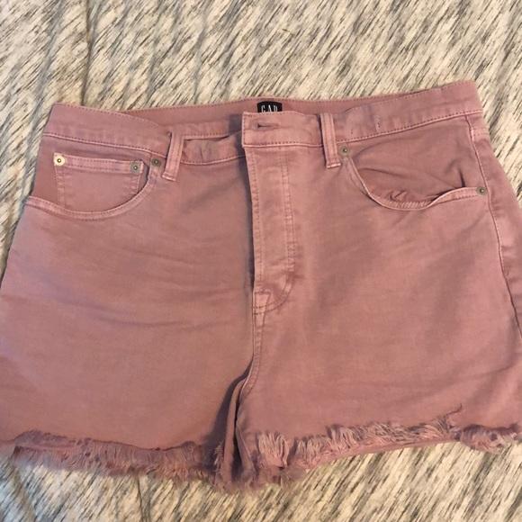 GAP Pants - Gap fringe shorts
